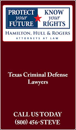 Texas DWI App by Hamilton Law