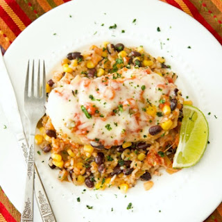 Slow Cooker Tex Mex Chicken and Rice Recipe