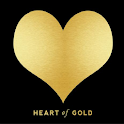 Gold Love&Gold Heart Theme icon