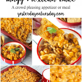Tangy Mexican Bake and Giveaway
