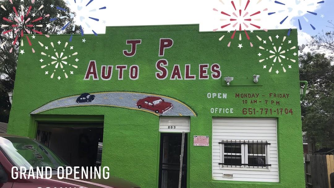 Kk Auto Sales >> Jp Auto Sales Used Car Dealer In St Paul
