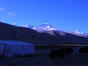 Photo: Cho Oyu from Chinese BC