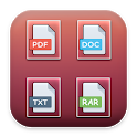 Document manager - Document organizer icon