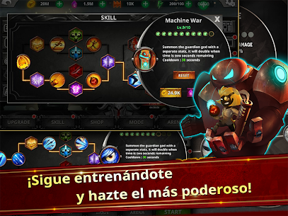 Stickman Legends – Ninja Warriors: Shadow War 5