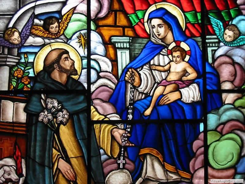 Videos: Giảng lễ Đức Mẹ Mân Côi 2013 - 2020