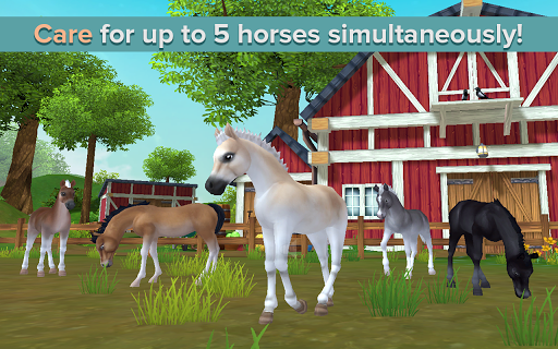 Star Stable Horses 2.61.1 Cheat screenshots 4