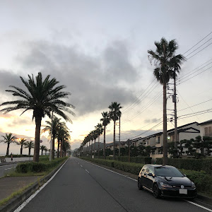 ゴルフ7 GTI  のカスタム事例画像 ぽぽろさんの2020年10月02日06:37の投稿