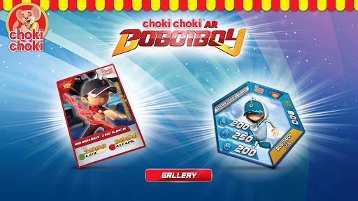 Choki-Choki AR Boboiboy screenshot