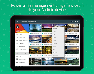 File Commander - File Manager Screenshot