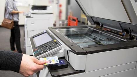 Hướng dẫn cách cài driver cho máy photocopy