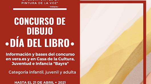 Un concurso de dibujo sobre personajes literarios para celebrar el Día del Libro