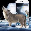 Ice Wild Roar Wolf Theme