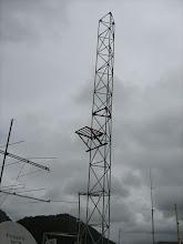 Photo: Torre subindo