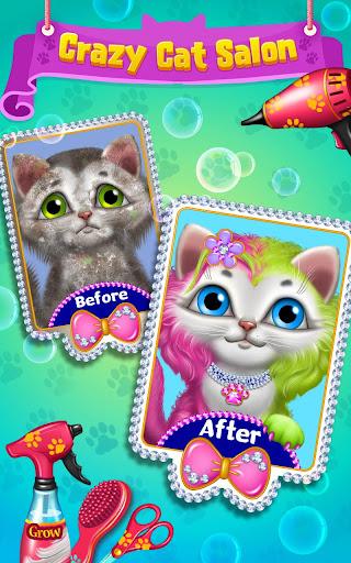Crazy Cat Salon-Furry Makeover for PC