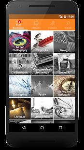 Snail reader screenshot