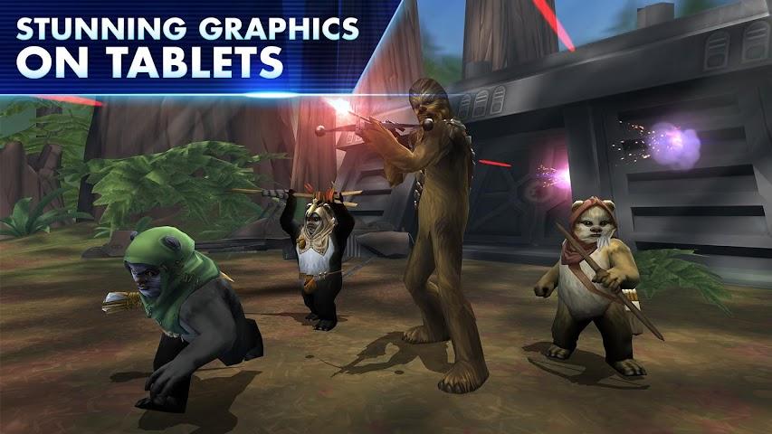 android Star Wars™: Galaxy of Heroes Screenshot 1