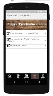Punctuation Marks 101 - náhled