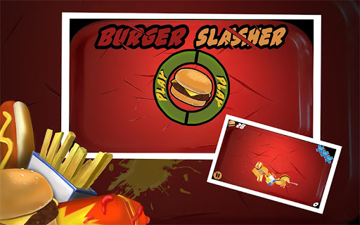 Burger Slasher
