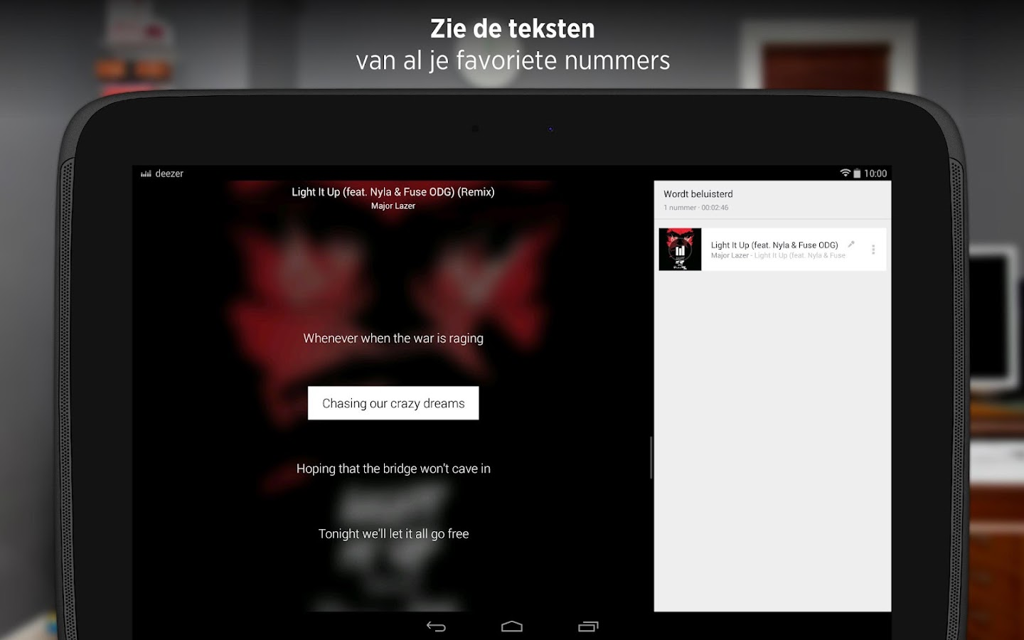 how to download music from deezer on android