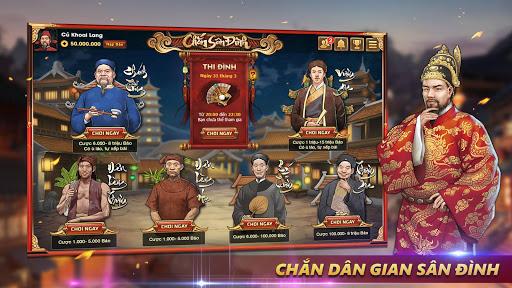 Chu1eafn Su00e2n u0110u00ecnh - Chu01a1i Chu1eafn Online 2.16.5 screenshots 1