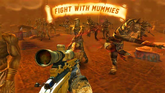 Mummy Crime Attack Simulator FPS- screenshot thumbnail