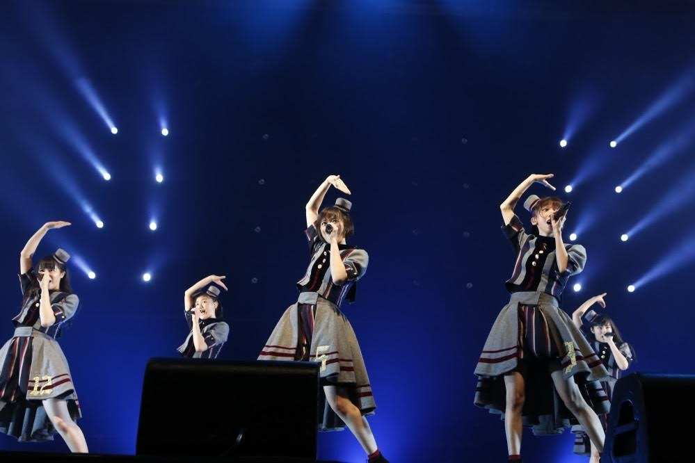【迷迷現場】COUNTDOWN JAPAN 18/19 私立恵比寿中学 全場齊甩毛巾超嗨