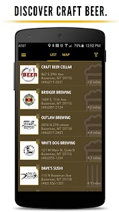 PintPass - Text craft beer- screenshot thumbnail