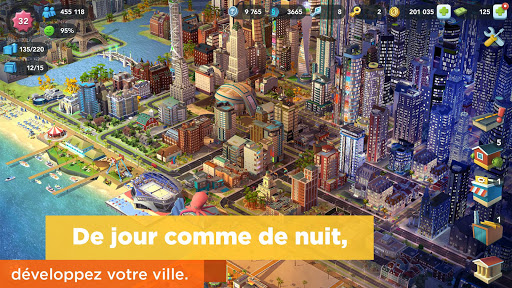 Code Triche SimCity BuildIt APK MOD (Astuce) screenshots 4