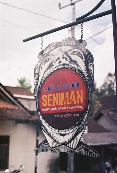 Seniman Coffee Studio Ubud Bali