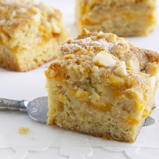 Apricot and Macadamia Nut Cake