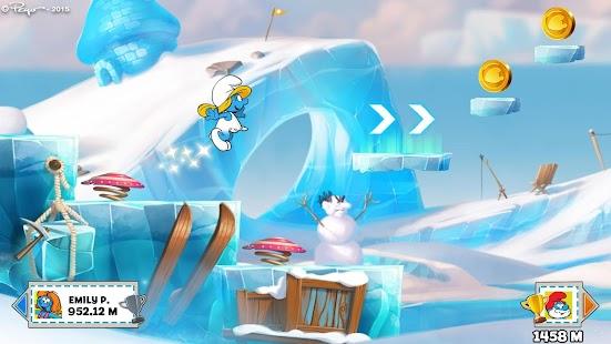 Smurfs Epic Run Screenshot 5