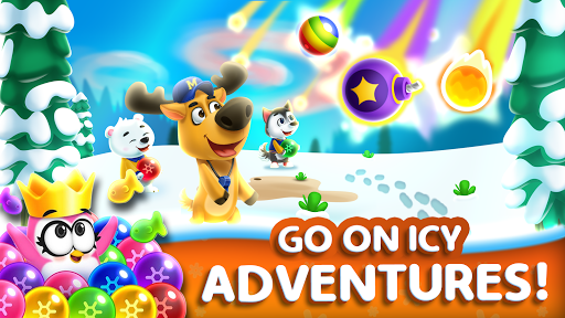 Frozen Pop - Frozen Games & Bubble Popping Fun! 2 5.5 screenshots 5