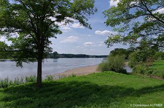 Photo: Vue sur la Loire à Briare