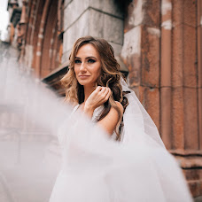 Wedding photographer Darya Ansimova (Ansimova). Photo of 31.10.2018