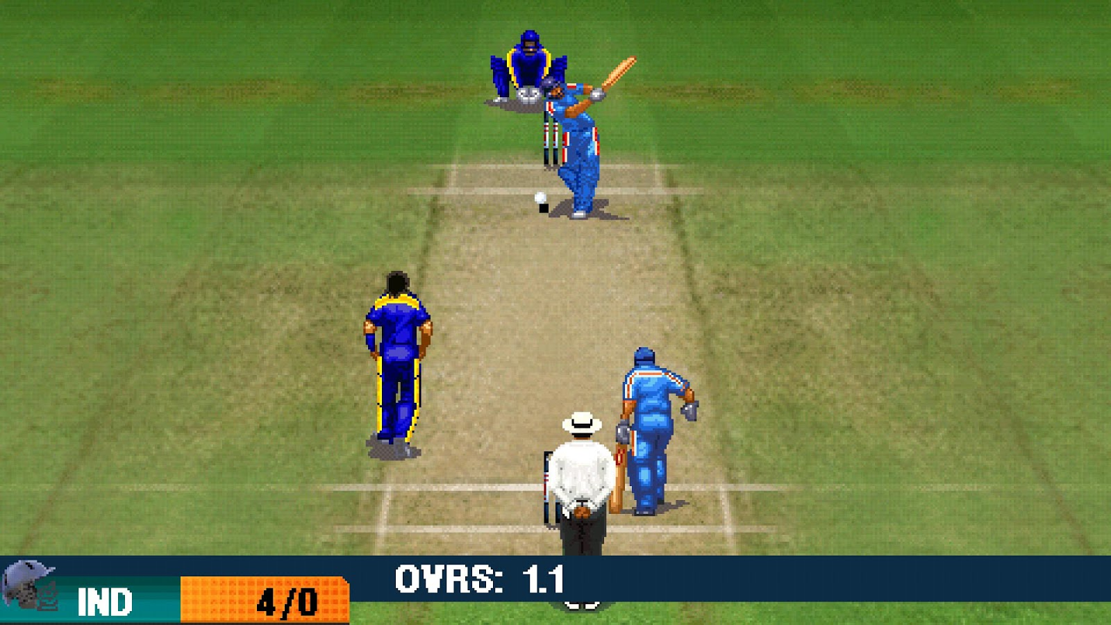 India vs Sri Lanka 2012- screenshot