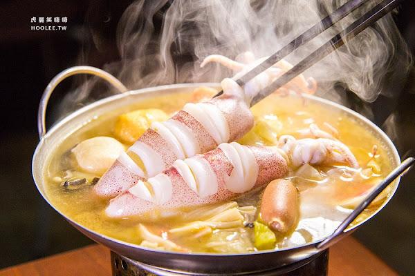 鍋醬 平價小火鍋(高雄)超霸氣沙茶小卷,招牌必吃蒜味奶香鍋