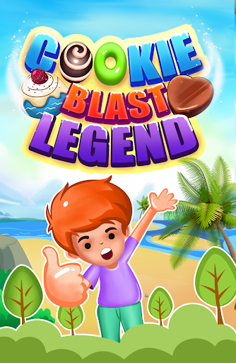 Cookie Blast Legend