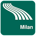 Milan Map offline
