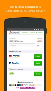 Cdiscount - Shopping mobile- screenshot thumbnail