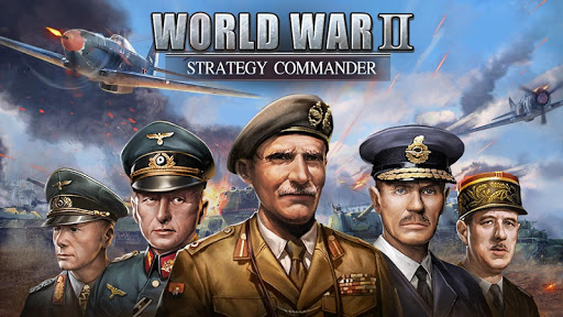 WW2: Strategy Commander Conquer Frontline filehippodl screenshot 1