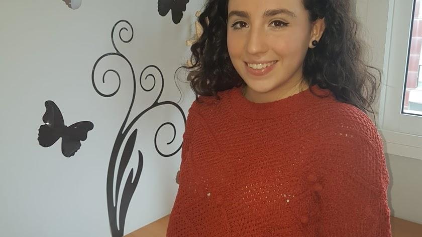 Ainhoa Ruiz afronta con ilusión su próxima experiencia en EEUU.