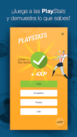 Screenshot of LaLiga Stats Oficial BBVA