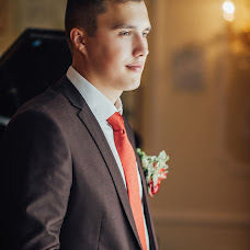 Wedding photographer Sofiya Stepanenko (gladariel). Photo of 20.01.2018