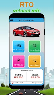 RTO Vehicle Information : 2020 1.07 Mod Android Updated 3