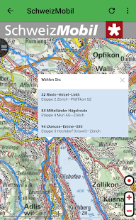 Swiss Maps - Karten CH - náhled