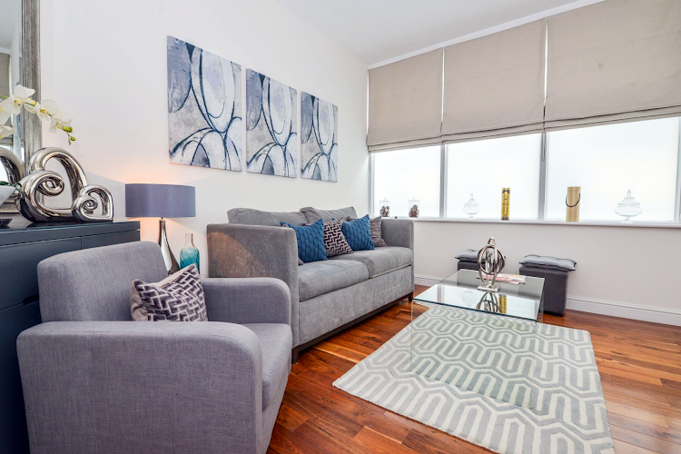 living space at Daventry Street