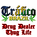 Traffic Brazil  Drugs ThugLife icon
