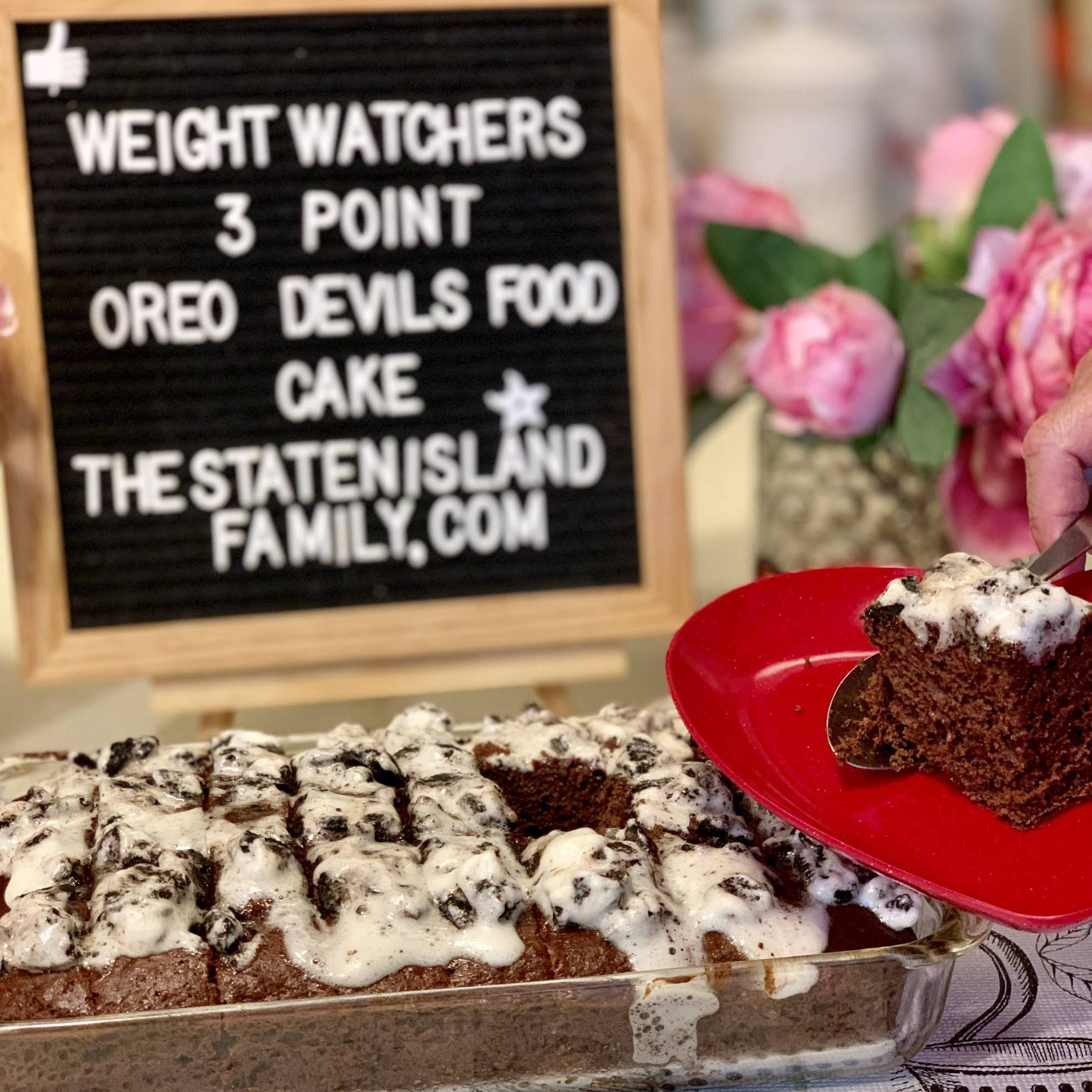 Swell Weight Watchers Cake Recipes Yummly Funny Birthday Cards Online Overcheapnameinfo