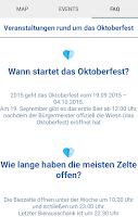 Screenshot of Oktoberfest Munich