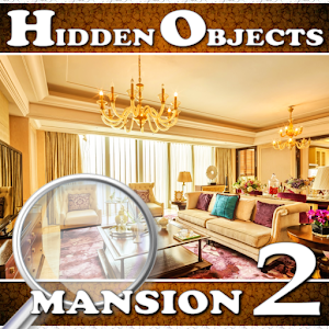 Hidden Objects Mansion 2 for PC and MAC